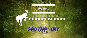 Pre order 2020 Ford Bronco Leamington Southpoint Ford