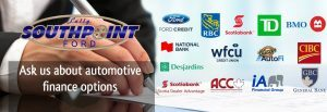 automotive finance southpoint ford leamington